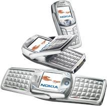 Das aufklappbare nokia 6822 nokias neues messaging mobilfunkmodell