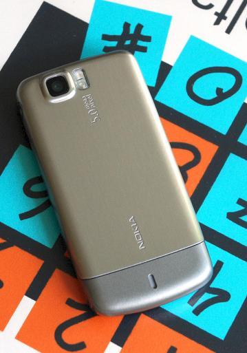 Das Nokia 6600i slide im Handy-Test