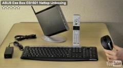 Asus Eee Box EB1501 Unboxing Video Nettop