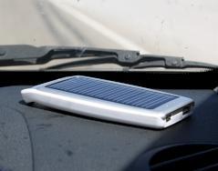 Solar ladegeräte test