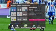 Liga total! mit Telekom Entertain