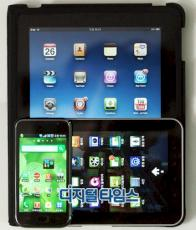 Samsung Galaxy Tab Vergleich Tablet iPad iPhone