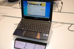 Samsung N350 IFA Netbook Hands On Video