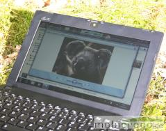 Asus Eee PC 1016P Business-Netbook Test Hands-On