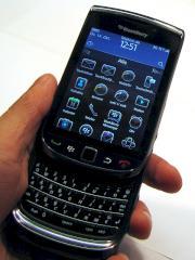 Blackberry Torch 9800 im Smartphone-Test