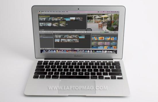 Apple MacBook Air Test 2