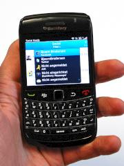 Blackberry Bold 9780 mit Blackberry OS 6.0 im Smartphone-Test