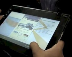 Android-Tablet Notion Ink Adam im Hands-On auf der CES 2011