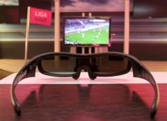 Fu�ball-Bundesliga in 3D bei Liga total!