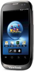 Dual-SIM-Smartphone ViewSonic V350 mit Android 2.2 (Froyo)