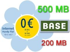 BASE: Mehr High-Speed-Volumen