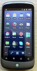 Nexus One mit Gingerbread-Oberfl�che