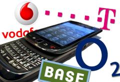 Tarife f�rs Blackberry-Smartphone mit Blackberry Internet Service (BIS)