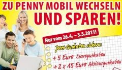 Neukunden-Aktion bei Penny Mobil