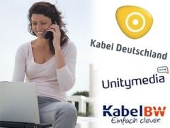 Kabel BW Kabel Deutschland Unitymedia DSL Alternative Internet