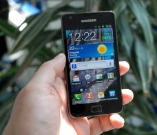 Galaxy S II: Samsungs neues Flaggschiff