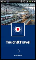 Touch & Travel-App im Test