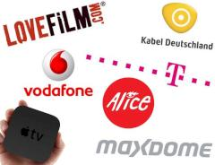 Video-on-Demand-Dienste auf dem TV-Ger�t