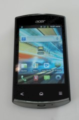 Acer Liquid Express mit Gingerbread