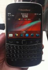 Hands-on: Blackberry Bold 9900 im kurzen Test