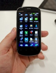 Android-Smartphone Huawei Vision