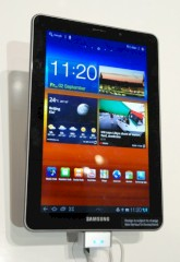 Samsung Galaxy Tab 7.7 im Hands-On