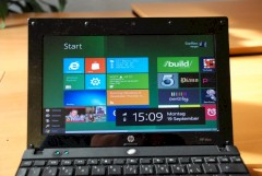 Windows 8 auf dem Netbook