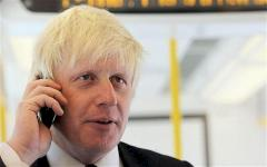 B�rgermeister Boris Johnson