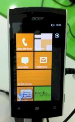 Acer Allegro: Windows Phone f�r 299 Euro