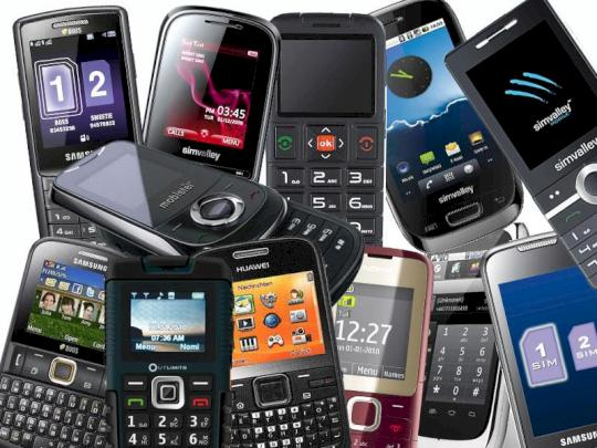 vergleich mobiltelefone