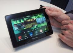Blackberry Playbook bald auch mit UMTS-Modul