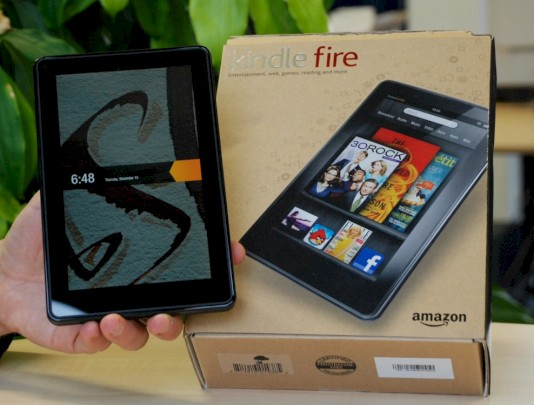 Amazon Kindle Fire im Test bei teltarif.de