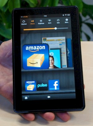 amazon kindle fire das 200 dollar tablet in deutschland im test news. Black Bedroom Furniture Sets. Home Design Ideas