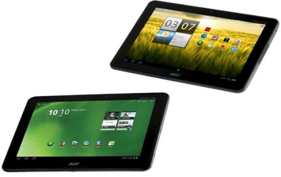 Acer Iconia Tab A700: Tegra-3-Tablet mit hochaufl�sendem Display