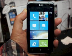 HTC Titan II: Windows Phone 7 mit 4,7-Zoll-Display