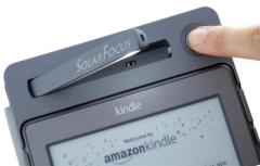 SolarKindle: Kindle-H�lle l�dt & beleuchtet E-Book-Reader via Solar