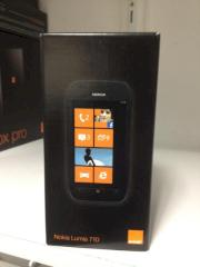 Nokia Lumia 710 bei Orange