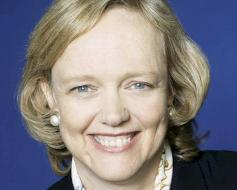 HP-CEO Meg Whitman