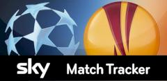 Sky Match Tracker neu f�r Android
