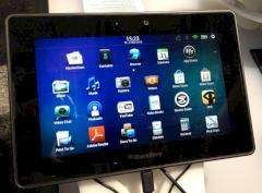 RIM-Tablet mit Playbook-2.0-Software