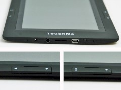 Thalias TouchMe im Test: WLAN-loser E-Book-Reader spielt Videos