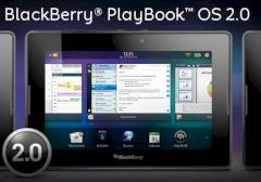 RIM bewirbt das Blackberry Playbook 2.0