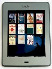 Ger�cht: Amazon bringt E-Book-Reader Kindle mit Farb-Display