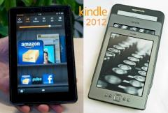 Amazon: Kindle Fire 2 zu Weihnachten, neue E-Book-Reader im Juli