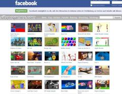 Screenshot Facebook-App-Center