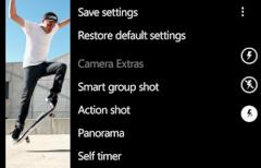 Nokia Camera Settings