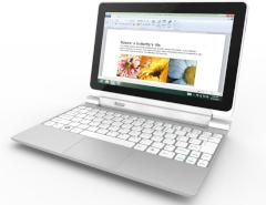 Acer Iconia W510 mit Windows 8 und Tastatur-Dock