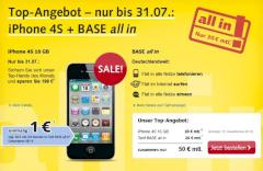 BASE: Exklusives Asus-Padfone-Angebot & g�nstiges iPhone 4S
