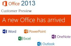 Microsoft Office 2013: Neue B�ro-Software mit Touch-Bedienung