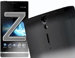 Sony Xperia Z: Ger�chte um Quad-Core-Handy mit Android 4.1